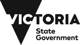 Victoria State Government logo